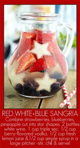 25-Ways-To-Have-The-Most-Patriotic-4th-Of-July-Party-Red-White-Blue-Sangria