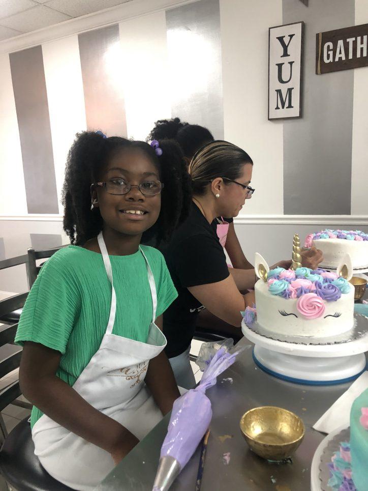 Cake It Miami Sporty Mommas